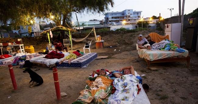China sends 4 planeloads of aid to quake-ravaged Ecuador