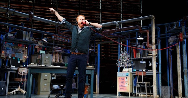 Ferguson's 'Fully Committed,' taking on 40 roles in new play