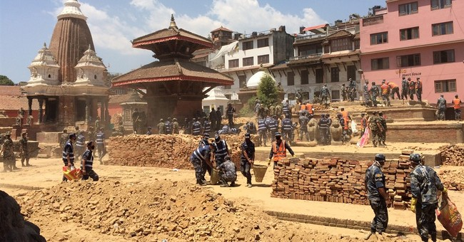 Nepalese temple, 4 other sites receive funding totaling $1M