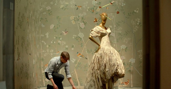 Met curator Andrew Bolton, quiet defender of fashion as art