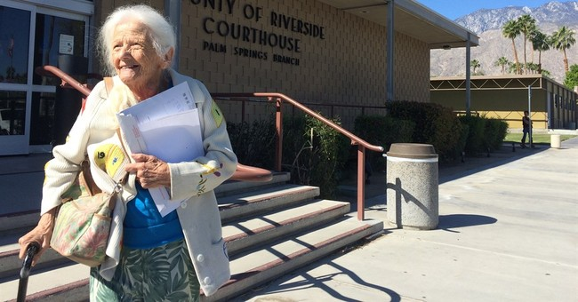 Evicted Southern California centenarian gets new home