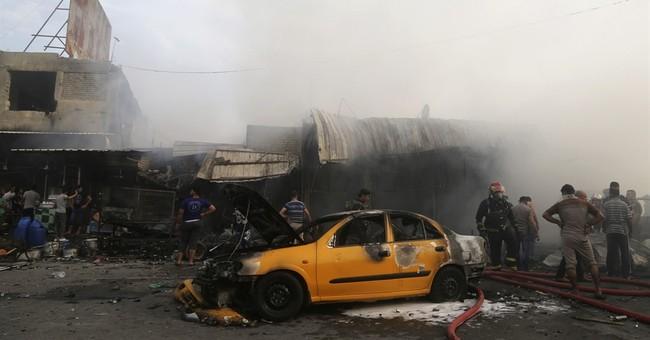 Iraq: Car bombing in Baghdad kills at least 12 civilians