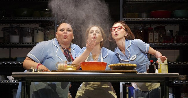 Review: Broadway's 'Waitress' has the recipe for success