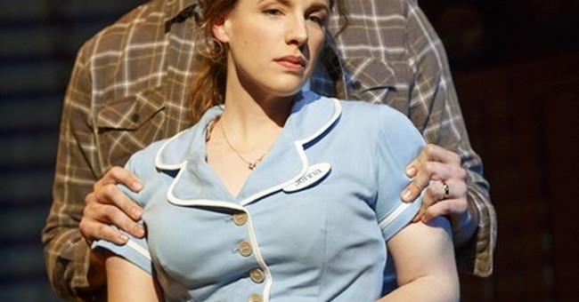 Broadway musical 'Waitress' to launch national tour in 2017