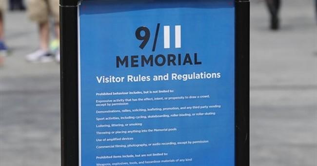 9/11 memorial: Security guard shouldn't have silenced choir