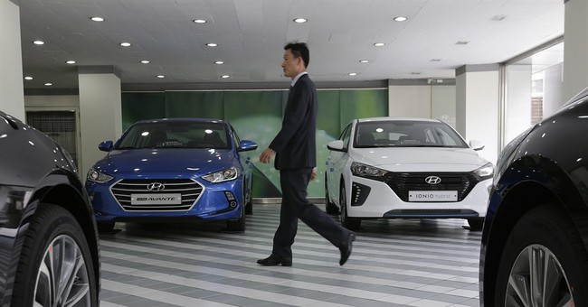 Hyundai Motor's profit down 12 percent on China sales
