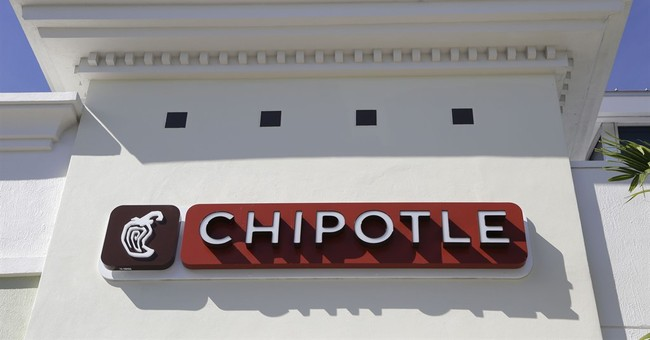 Chipotle posts loss after giving away 6 million burritos
