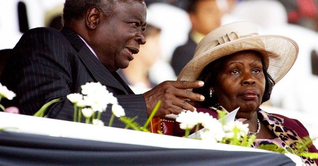 Kenya: Former first lady dies in London hospital