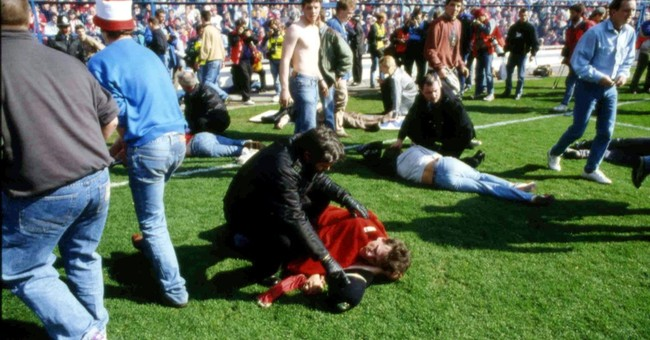 Jury blames police, clears fans in 1989 soccer disaster
