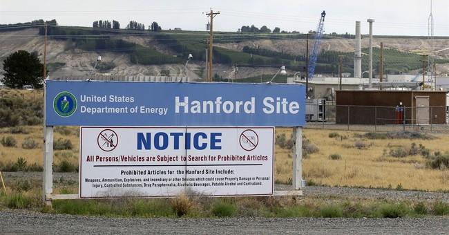 Hanford seeks possible leak in 2nd double-walled tank