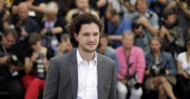 Kit Harington goes from 'Games of Thrones' to devilish drama