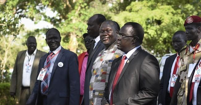 South Sudan rebel leader returns to the capital