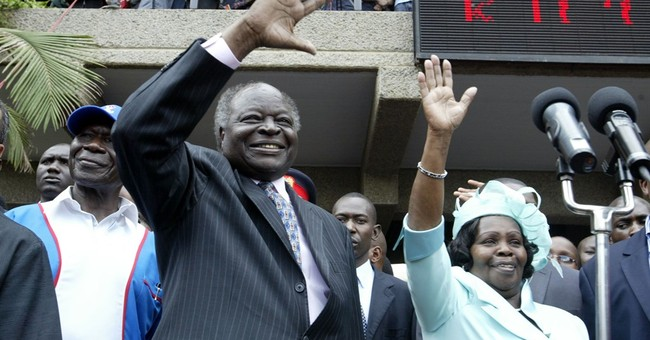 Kenya: Former first lady dies in London hospital