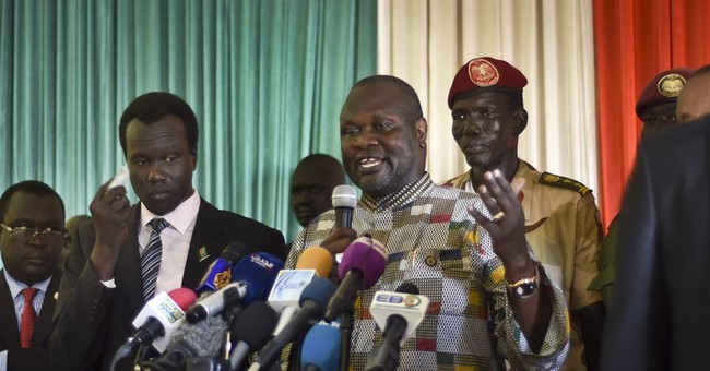 South Sudan rebel leader returns to the capital