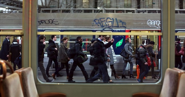 French rail strike disrupts commuters across the country