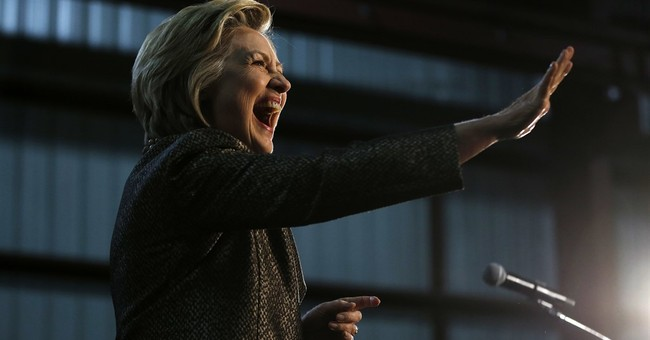 AP News Guide: Trump sweeps 5 states, Clinton wins 4