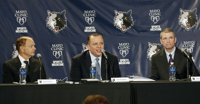 Thibodeau's role w/Wolves: 'It's about alignment, not power'