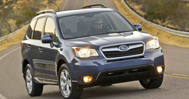 2016 Subura Forester delivers affordable all-wheel drive