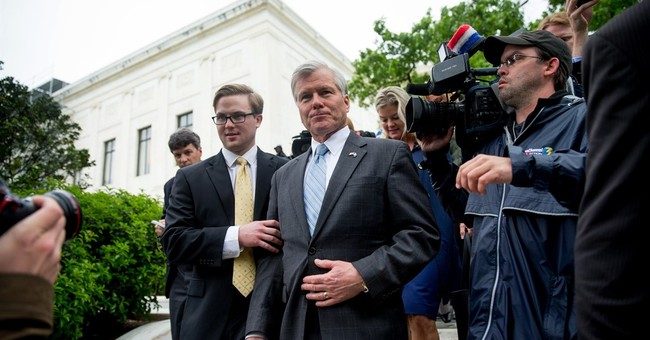 High court seems poised to overturn McDonnell conviction