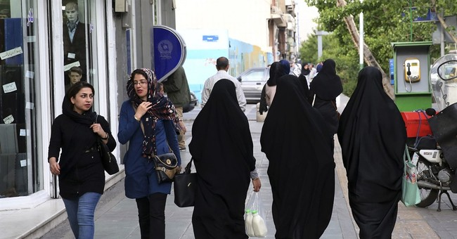 Undercover squad may mean more covering up for Tehran women