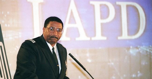 Willie Williams, trailblazing top cop for 2 cities, dies