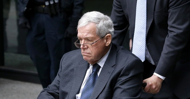 Wrestling Hall of Fame to reconsider Hastert's inclusion