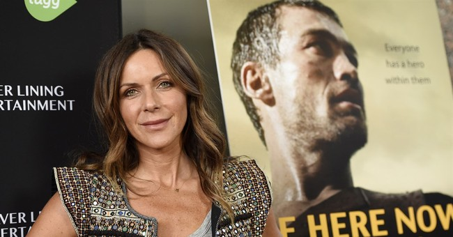 'Be Here Now' film follows 'Spartacus' star's cancer fight