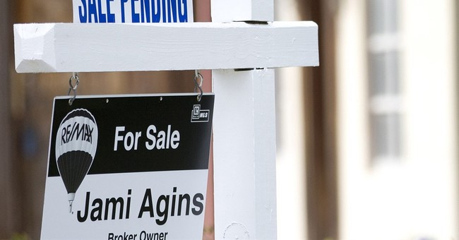 Number of contracts to buy homes at highest level since May