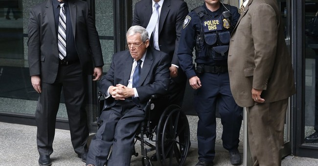 Abuse victim testified after Hastert overture to brother