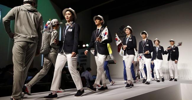 South Korea unveils Zika-proof Olympic uniforms