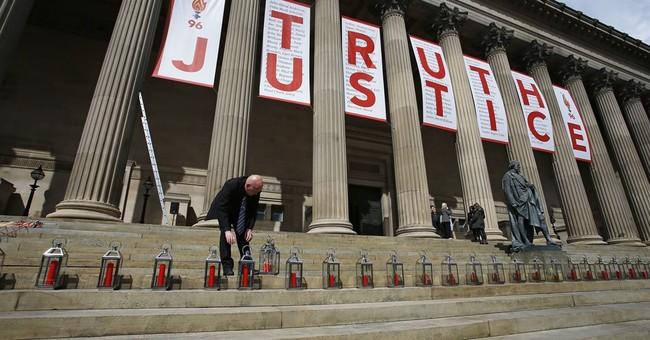 Families of Hillsborough stadium victims sue British police