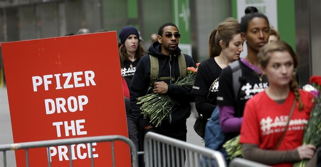 Advocates hold NYC protest over price of pneumonia vaccine