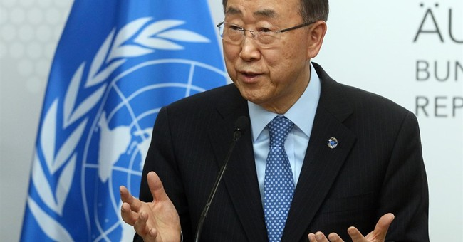 UN chief urges nuclear test ban treaty ratification