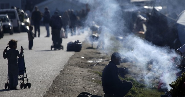 Greece returns 12 Syrians to Turkey