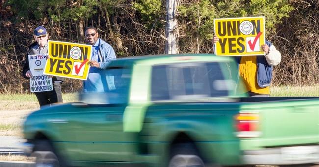 Unfair labor practices complaint filed against Volkswagen