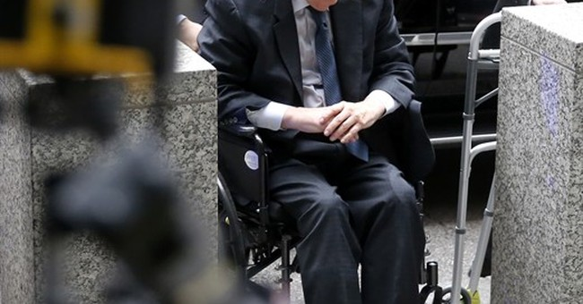 The Latest: With sentencing Hastert loses teacher pension