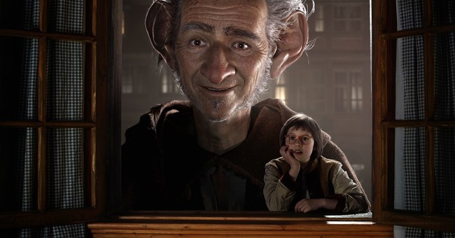 In 'BFG,' Rylance takes on a new role: Spielberg regular