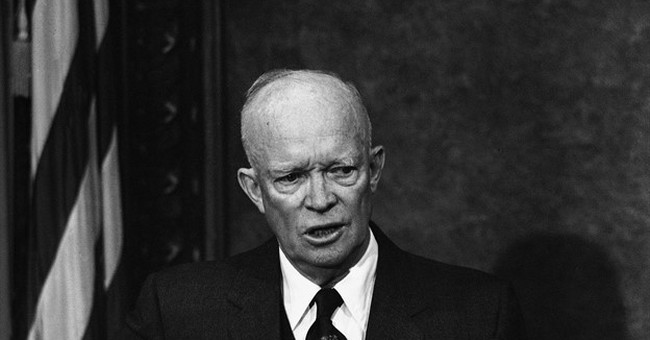 APNewsBreak: Suit seeks records tied to Ike's anti-gay order