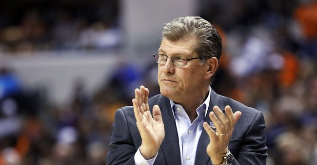 Auriemma says he's feeling better after hospital stay