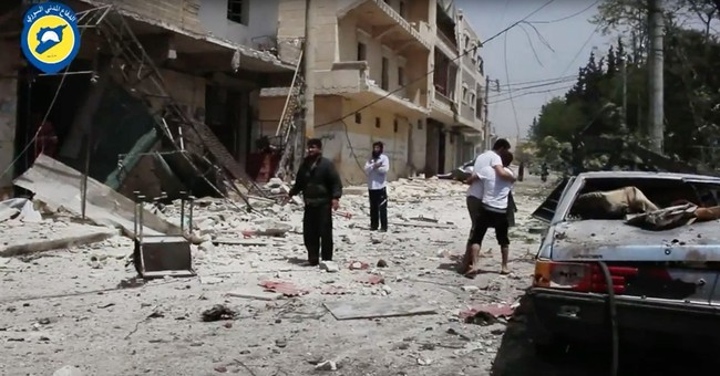 A look at key events in Syria since March 2011