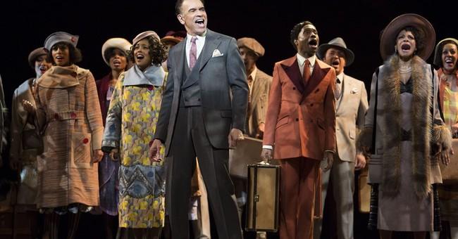 'Shuffle Along' deemed a new musical, must face 'Hamilton'