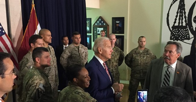 The Latest: Biden meets with Vatican secretary of state