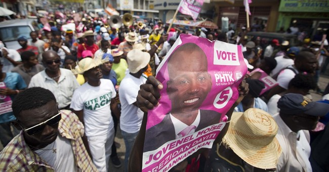 US official visits Haiti to assess progress toward elections