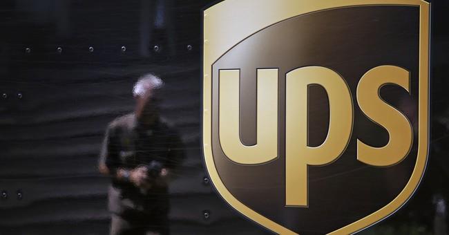 UPS 1st-quarter profit rises 10 percent, beating forecasts