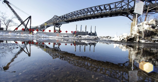 Feds, NYC-area Port Authority talking potential resolution
