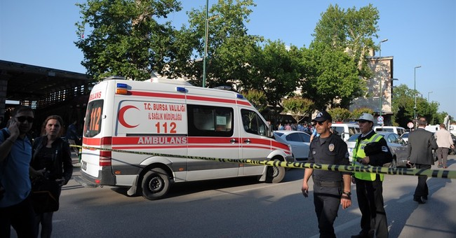 Turkey: 15 detained in connection to suicide bombing
