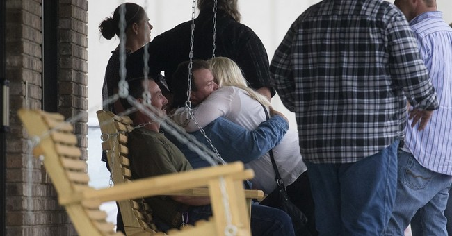 1st funeral held for victims of Ohio slayings that killed 8