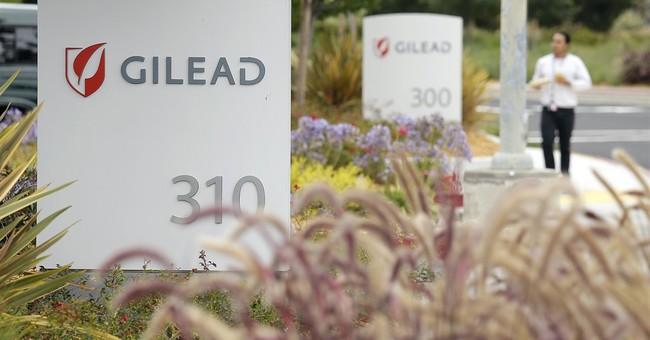 Gilead 1Q profit tumbles on slower hepatitis C drug sales