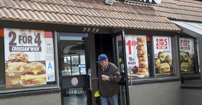 Burger King says hot dogs helped boost US sales