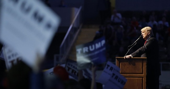 AP PHOTOS: Highlights of the 2016 race for the White House
